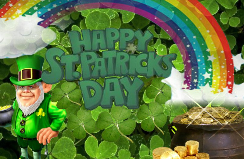Happy St. Patrick Day!