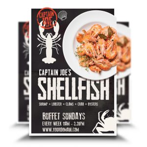 Captain Joe's Shellfish Flyer